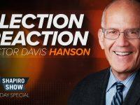 PATRIOT Two Intellectual GIANTS – Victor Davis Hanson and Ben Shapiro